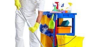 Sicurezza sul lavoro nelle imprese di pulizie e multiservizi