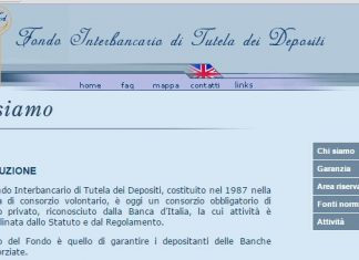 Fondo interbancario di tutela dei depositi