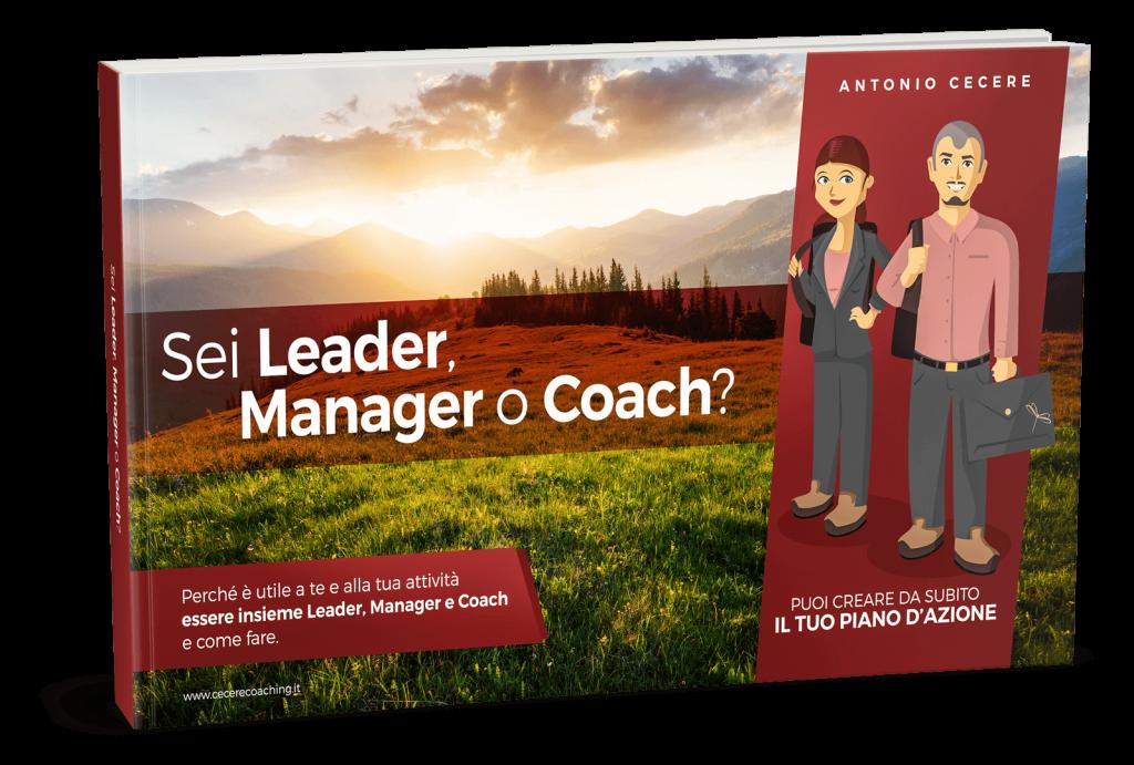 Sei Leader, Manager o Coach? Equilibrio tra sviluppo tecnologico e lato umano nel business
