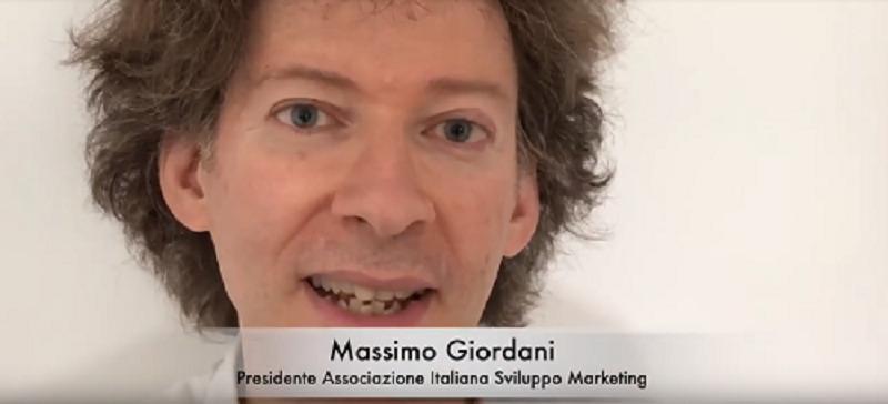 Alla guida del nuovo Consiglio Direttivo dell'Associazione Italiana Sviluppo Marketing è confermato Massimo Giordani
