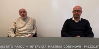 Alberto Pasquini e Massimo Cortinovis